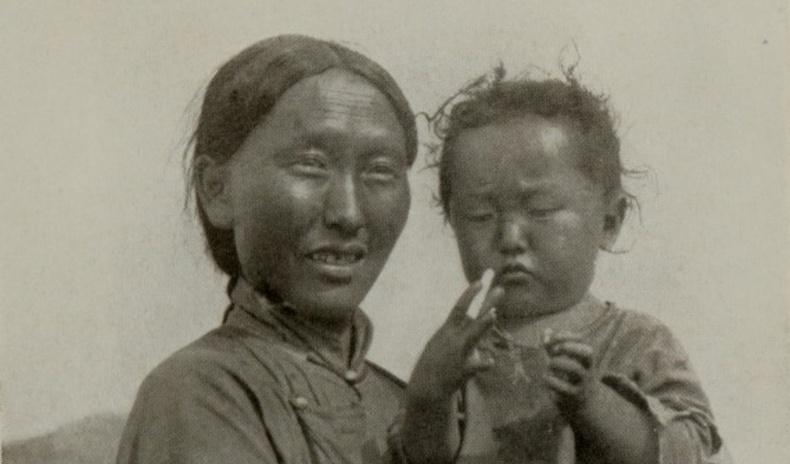 Хувьсгалын өмнөх Монгол орноор аялсан Британи бүсгүйн авсан зургууд