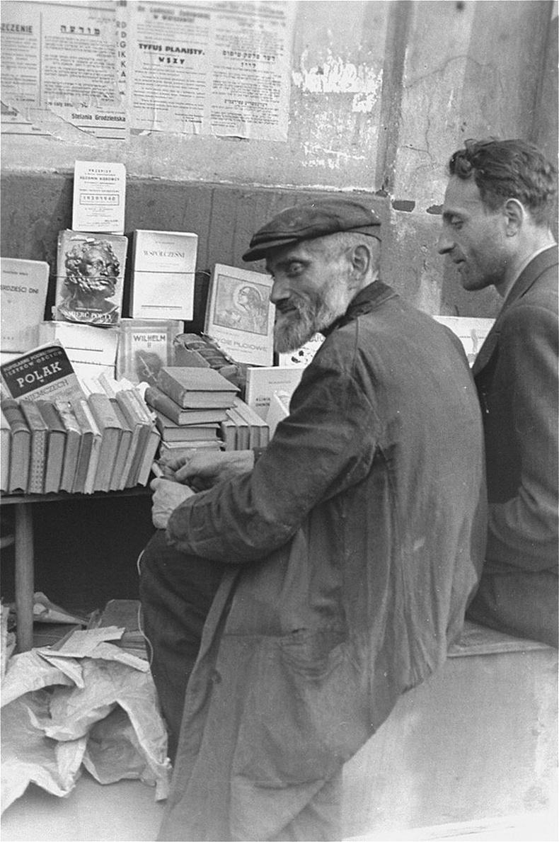 Хуучин номын худалдаачид