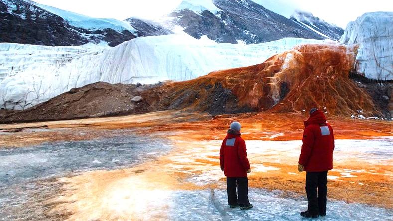 Антарктид тивийн нууц дуусашгүйг баталсан 6 нээлт
