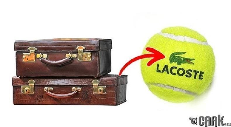 """Lacoste"""