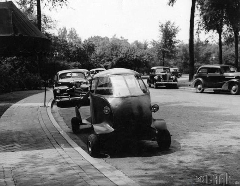 """Stout"" фирмийн загвар  (1950)"
