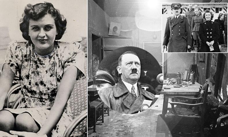 Адольф Гитлерийн амраг Эва Брауны гунигт амьдрал