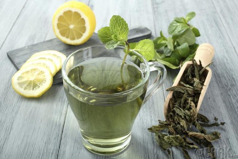 Ногоон цай уушигны хорт хавдраас сэргийлдэг
