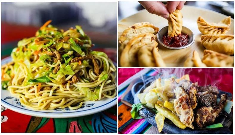 Төвд хоолны ертөнцөөр аялсан тэмдэглэл