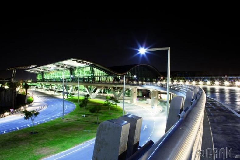 """""""Хамад"""" олон улсын нисэх онгоцны буудал - Доха, Катар"""