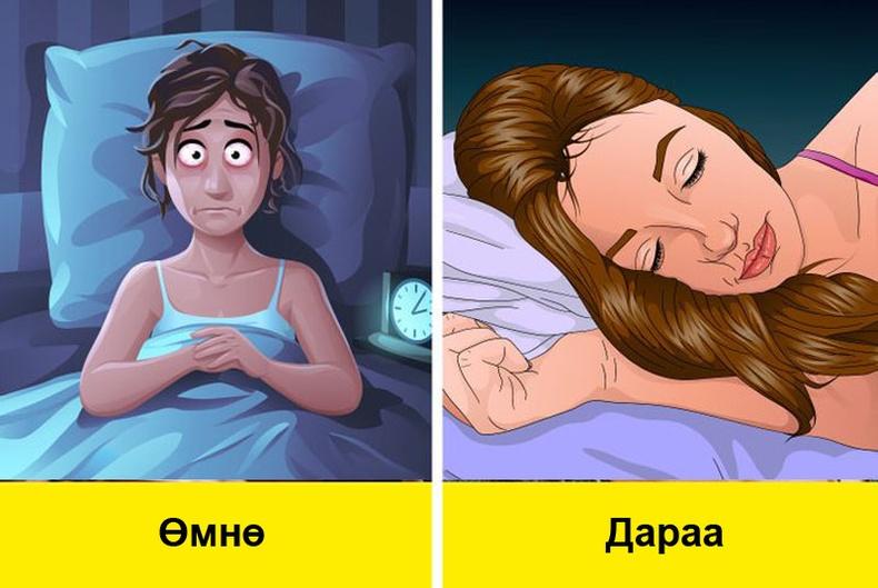 Чанартай нойр авна