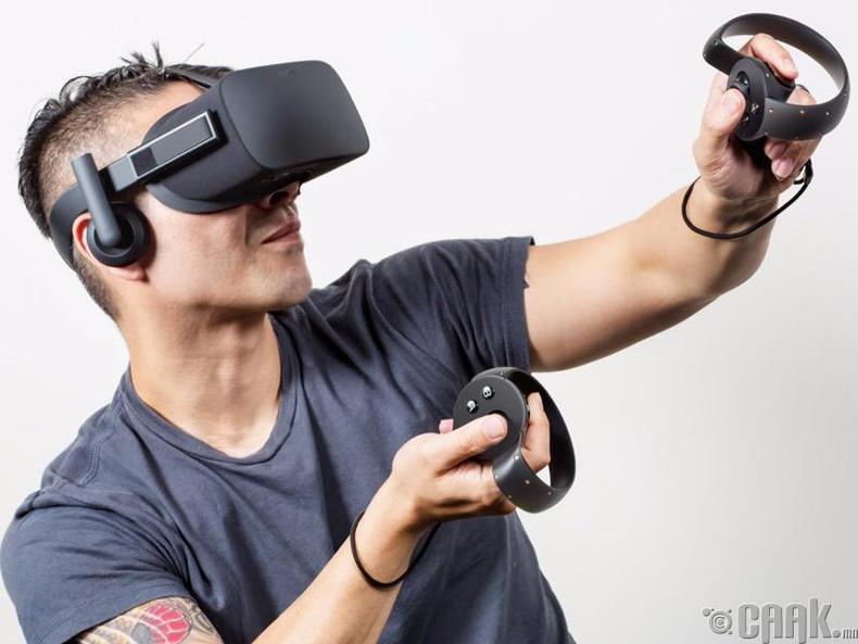 """""""The Oculus Rift"""" нүдний шил"""