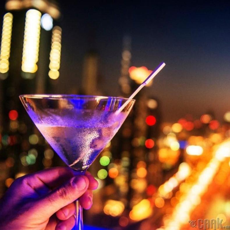 Бид бодохдоо: Арабын Нэгдсэн Эмират Улс дахь согтууруулах ундаа