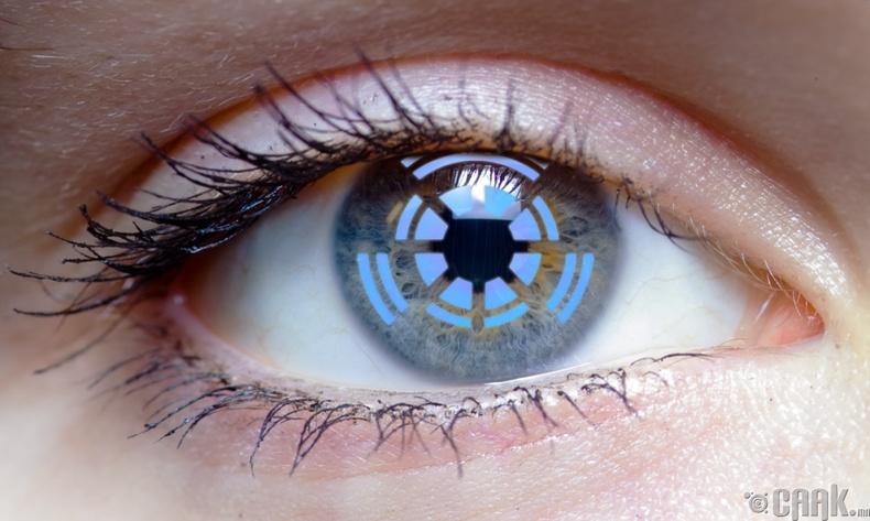 Бионик нүд