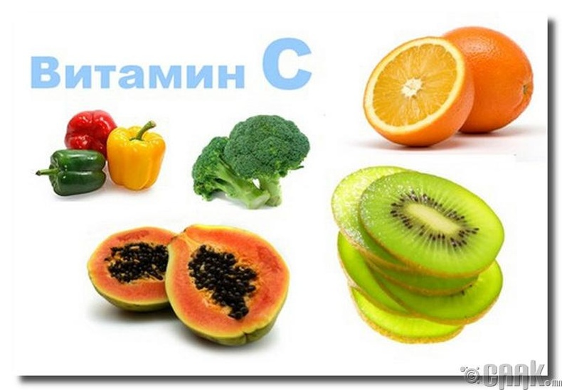 """""""С"""" витамин"""