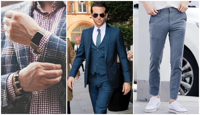 Эрчүүдийн хувцаслалтын талаар хэзээ ч мартаж болохгүй зүйлс
