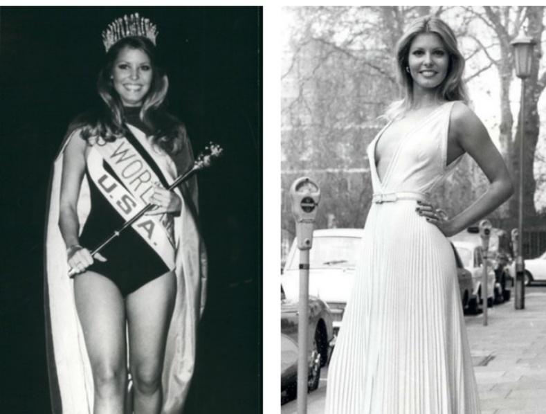 Маржори Уоллес — «Дэлхийн Мисс» 1973 он
