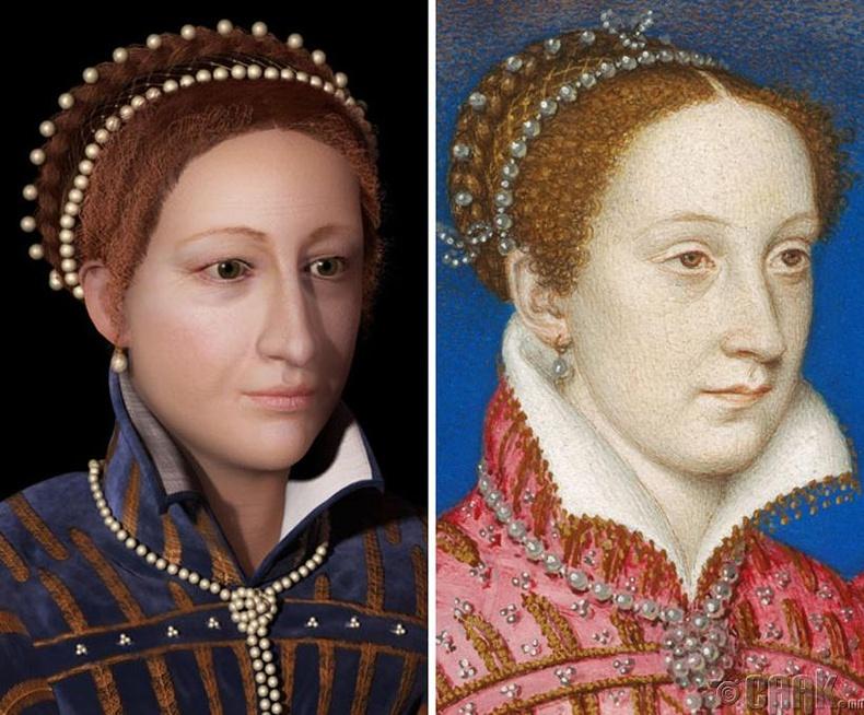Шотландын хатан хаан Мэри