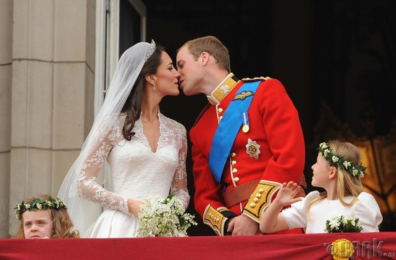 Хунтайж Уилиам болон Кейт Мидлтон (Prince William and Kate Middleton) нарын хурим (2011 он)