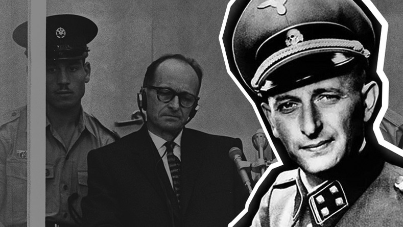 Еврей тагнуулчид Аргентинд орогнож байсан нацист удирдагчийг хулгайлсан түүх