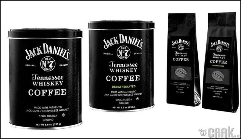 """""""Jack Daniels"""" кофе"""