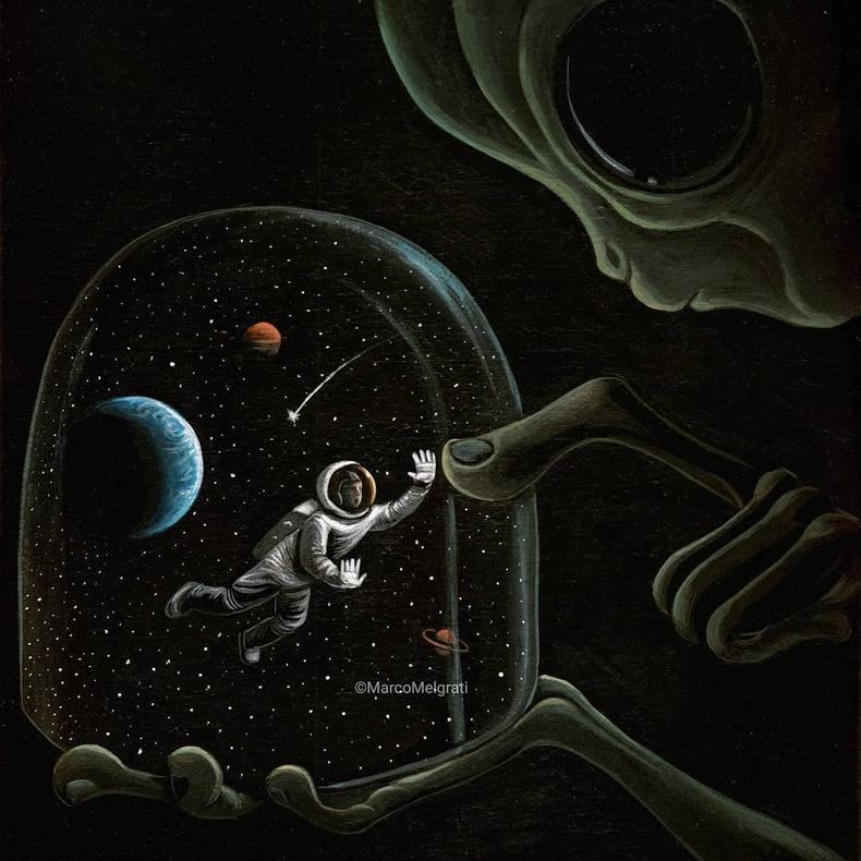 Огторгуйн нууц