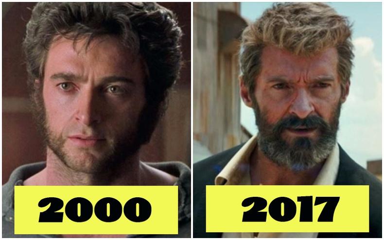 Алдартай цуврал киноны гол дүрийн баатрууд эхний болон сүүлийн ангиудад хэрхэн өөрчлөгдөв?