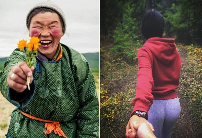 Монгол элдэв зураг (40 фото) №48