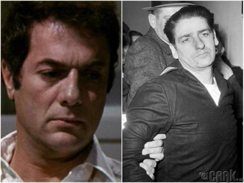 "Альберт де Сальво (De Salvo, Albert), ""The Boston Strangler"""
