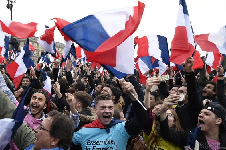 """Францын төрийн дуулал - """"La Marseillaise"""""""