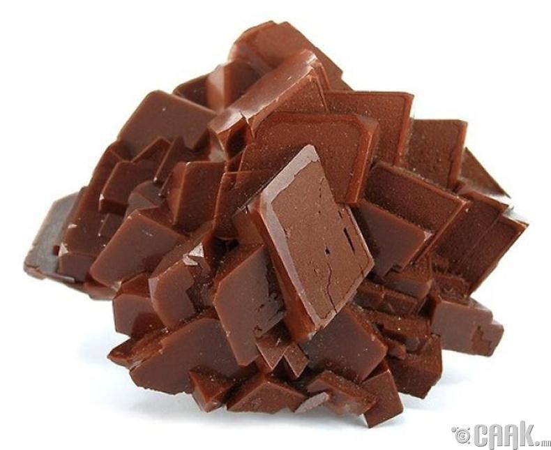 Хайлсан шоколад биш үнэт чулуу