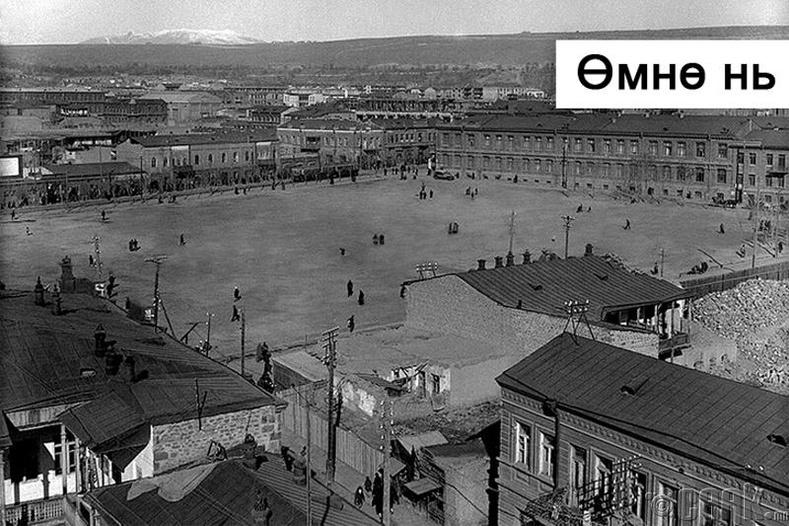 Армений нийслэл Ерэван хот - 1916 он
