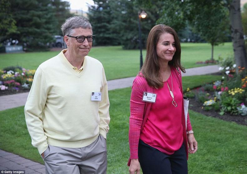 Билл Гейтсийн гайхамшигт амьдрал