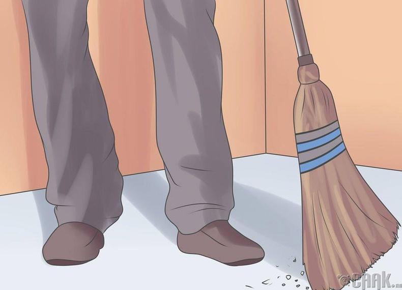 Гэрээ цэвэрлэ