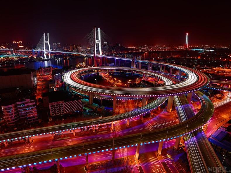 Шанхайн гүүр