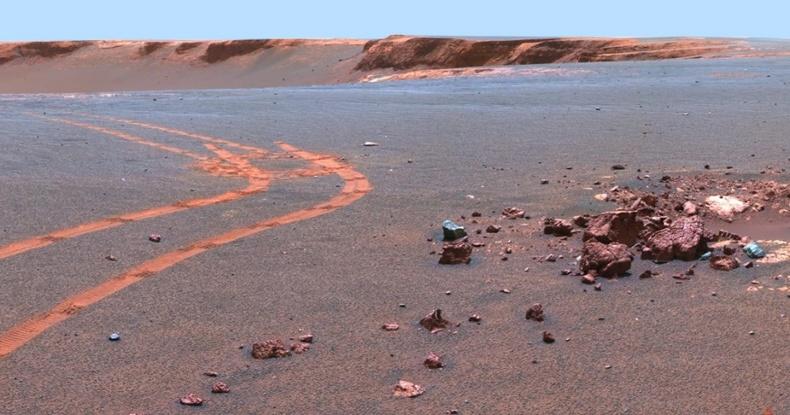 Ангараг гаригийн дүр төрхийг түүхэнд байгаагүй өндөр нягтаршилтайгаар харуулжээ