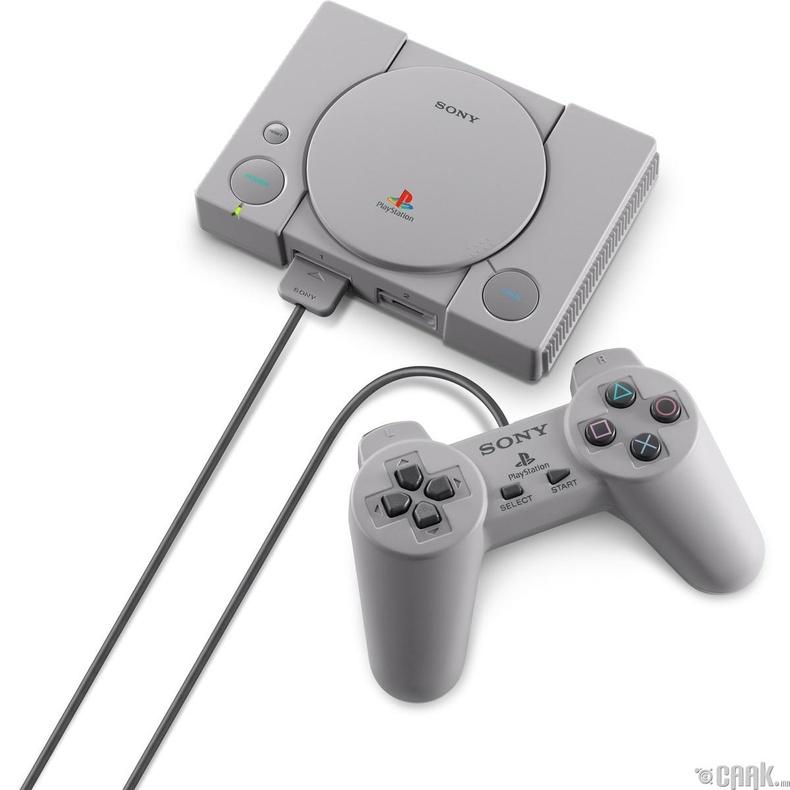 """Nintendo"" ба ""Sony"""