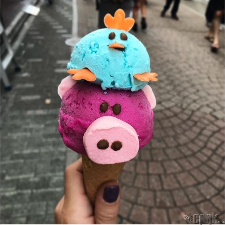Япон мөхөөлдөс