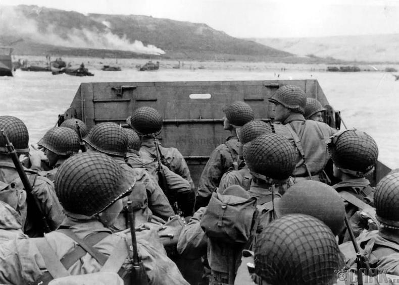 """""""D-Day"""" буюу Нормандид газардсан нь"""