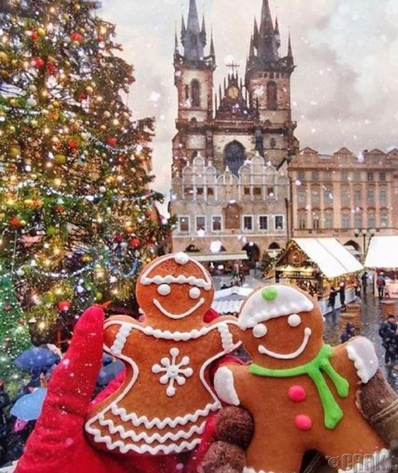 Прага хот