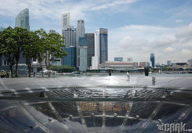 Сингапур - 188 орон