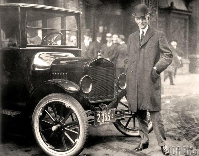 Форд машин