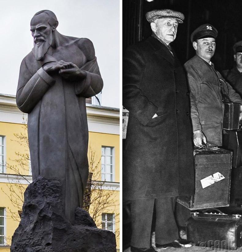 Федор Достоевский, Иван Бунин - 169 см