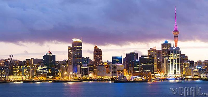 Окленд хот - Шинэ Зеланд