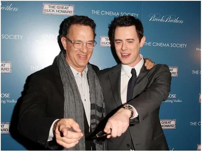 Том Хэнкс (Tom Hanks)-ийн хүү Колин
