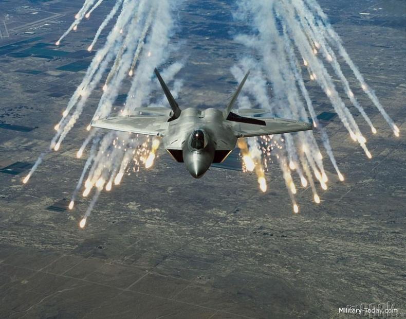 F-22 сөнөөгч онгоц