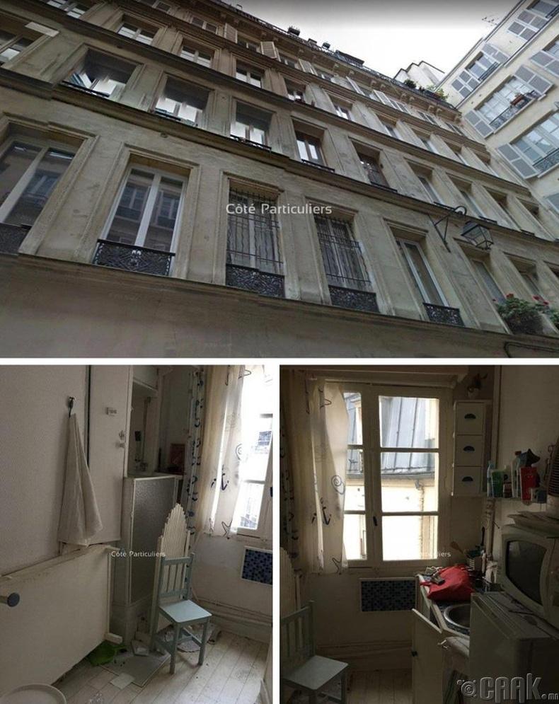 Франц, Парис хот - 6 м.кв сууц
