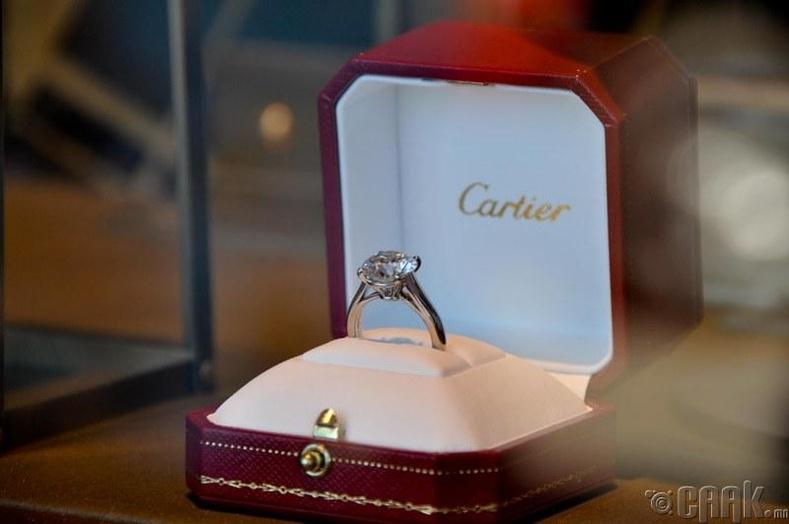 """""""CARTIER"""" - 6.3 тэрбум доллар (Цаг, үнэт эдлэл)"""