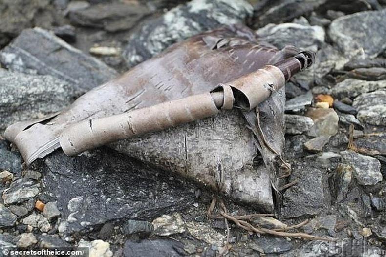 Хусны холтсоор хийсэн сав, 400 жилийн настай