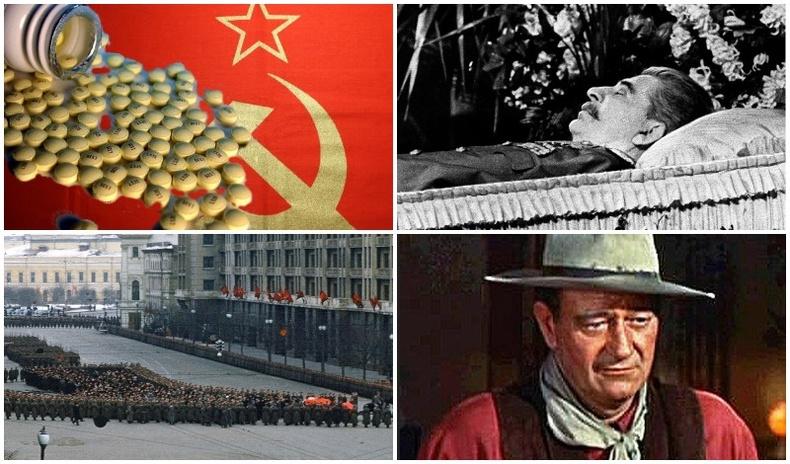 Сталины үхлийн эргэн тойрондох бодит үнэн ил болжээ