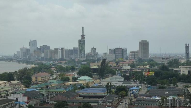 Лагос, Нигери