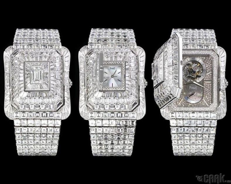 """Piaget Emperador Temple Watch""- 3.3 сая доллар"