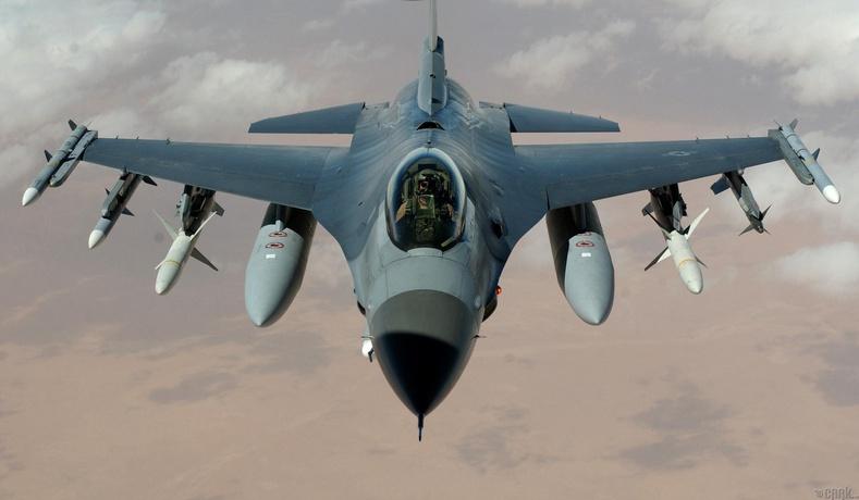 """F-16 Fighting Falcon"" (АНУ)"