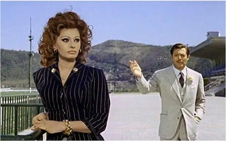 Marriage Italian Style - 1964 он