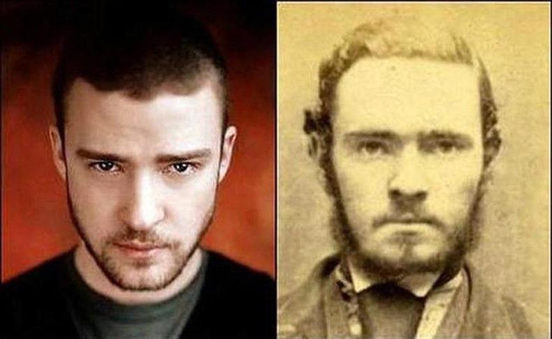 Жастин Тимберлейк ба үл мэдэгдэх гэмт хэрэгтэн (Justin Timberlake)